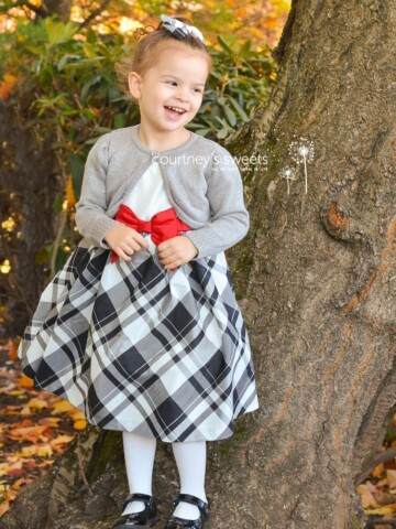 Gymboree Holiday Dress - Girls Holiday Dresses