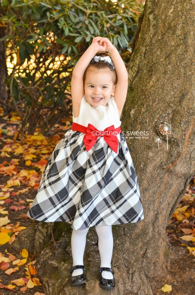 Holiday Dress up with Gymboree / Adorable Holiday Outfits with Gymboree