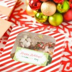 Holiday Baking Shop, a fun take on the traditional cookie swap this holiday season. www.courtneyssweets.com