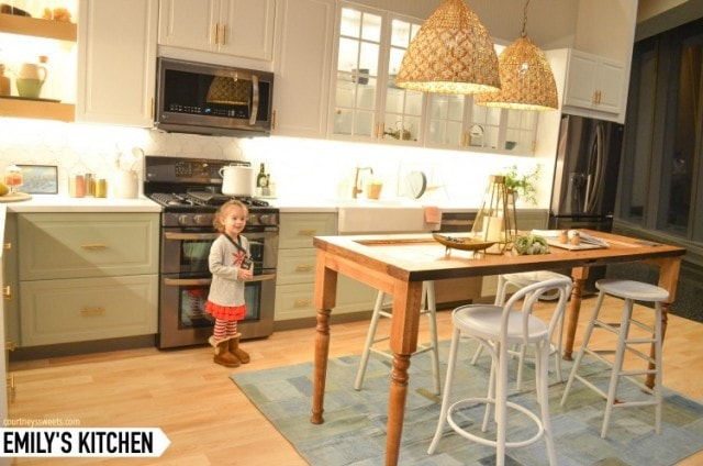 Exceptional LG Black Stainless Steel Appliances + HGTV Pinterest Kitchen Makeover  Contest