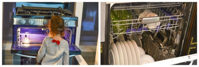 LG Black Stainless Steel Appliances + HGTV Pinterest Kitchen Makeover Contest