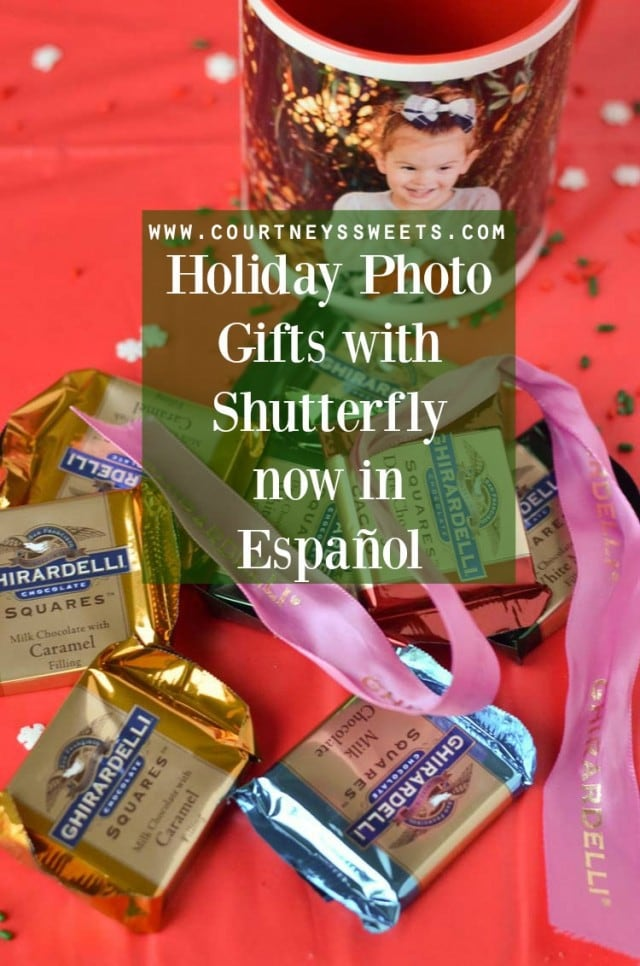 Holiday Photo Gifts with Shutterfly now in Español!