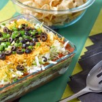 Best 7 Layer Taco Dip for Game Day