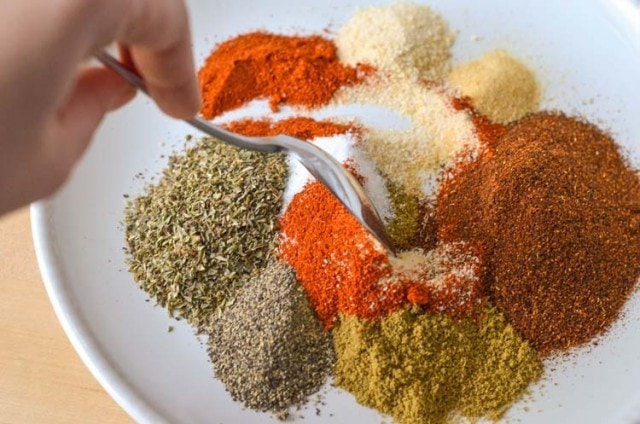 Taco Seasoning Mix Recipe for your next Taco Dinner - Better than store bought seasoning mixes!