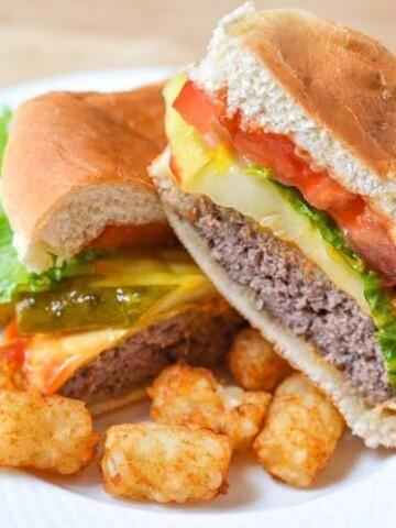 The Best Cheeseburger Recipe