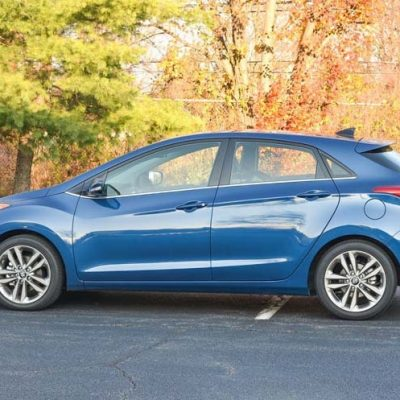 2016 Hyundai Elantra GT AT7