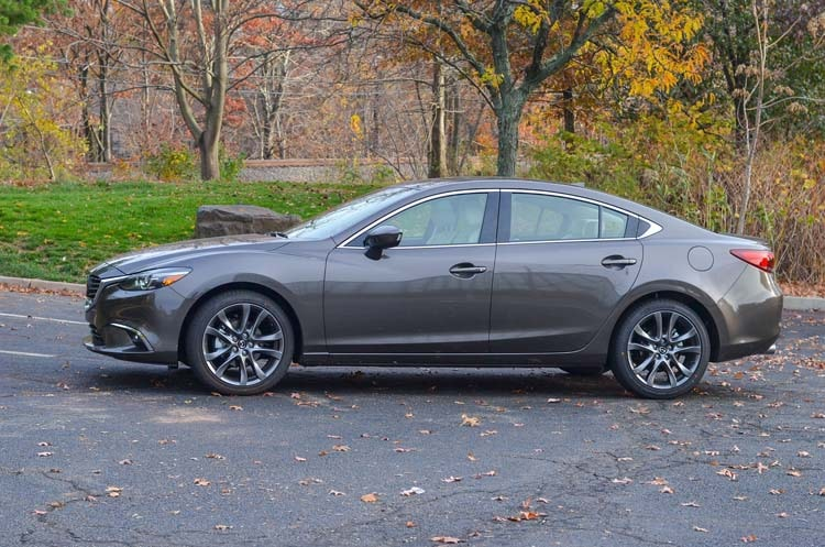 2016 mazda 6 grand touring courtney 39 s sweets. Black Bedroom Furniture Sets. Home Design Ideas
