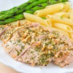 Garlic and Parsley Baked Chicken Breast
