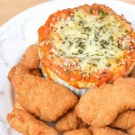 Parmesan Chicken Nugget Dip / Mini Chef Mondays