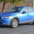 2016 Mazda CX-3 Touring AWD Review