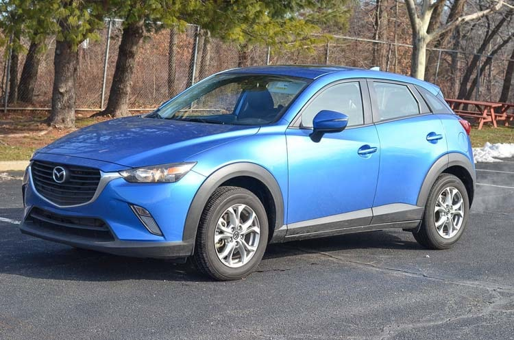 2016 Mazda CX-3 Touring AWD Review
