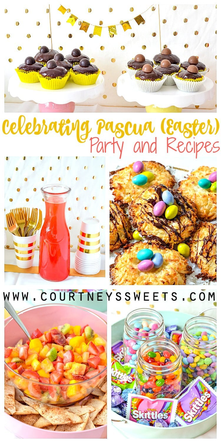 Celebrating Pascua Easter Party Plan and Recipes