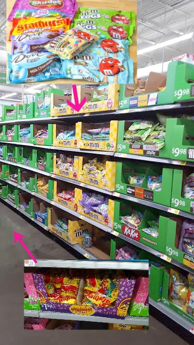 Easter Candy Walmart