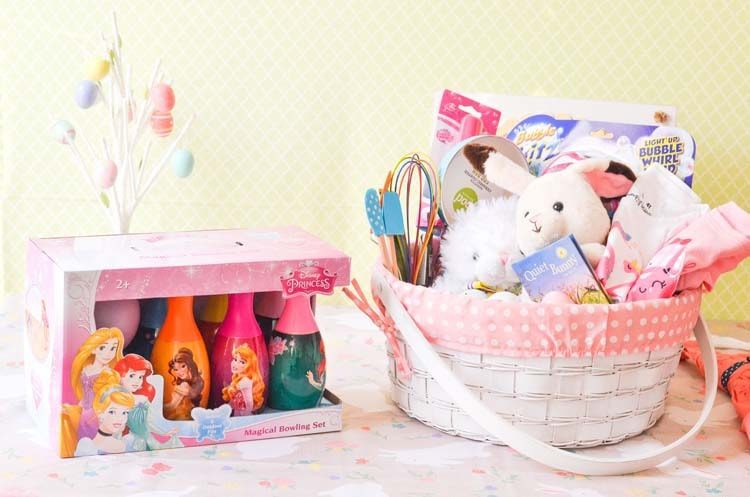 Easy Easter Brunch with Spring at Kohls Easter Toys