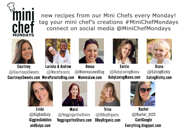 Mini Chef Mondays Bloggers