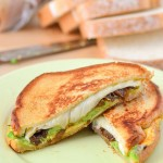 The American Muenster Grilled Cheese Sandwich Recipe