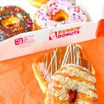 Mommy and Me Donut Date (limited time donuts at Dunkin' Donuts!)