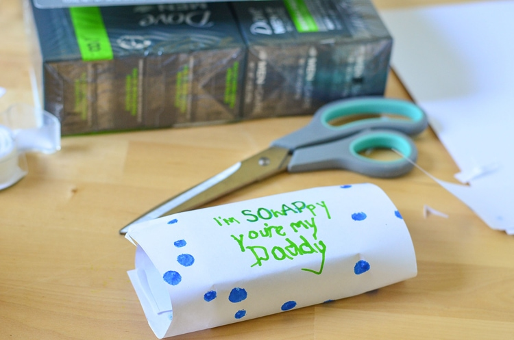 Simple Gifts | Father's Day Craft - Courtney's Sweets