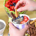 Easy Breakfast Party – Well balanced breakfast!