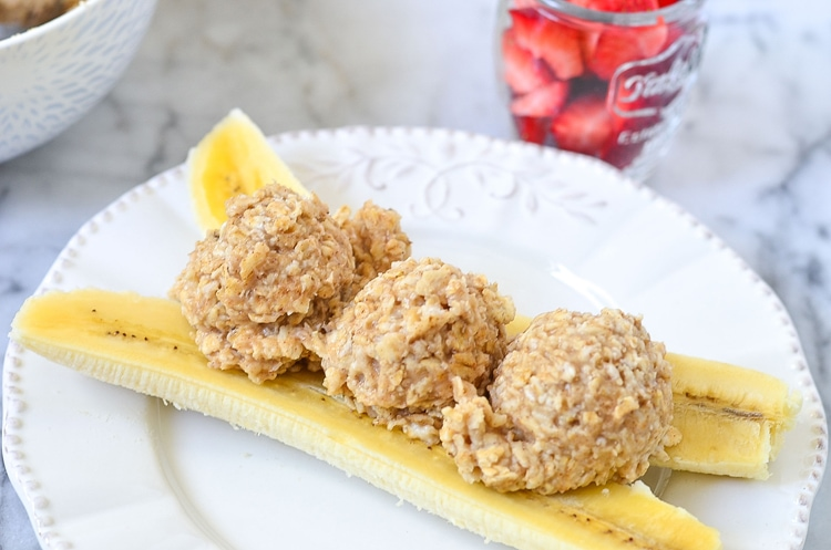 Healthy, delicious and nutritious Oatmeal Breakfast that is a fun breakfast recipe. Make our banana split oatmeal breakfast and you'll love oatmeal again.
