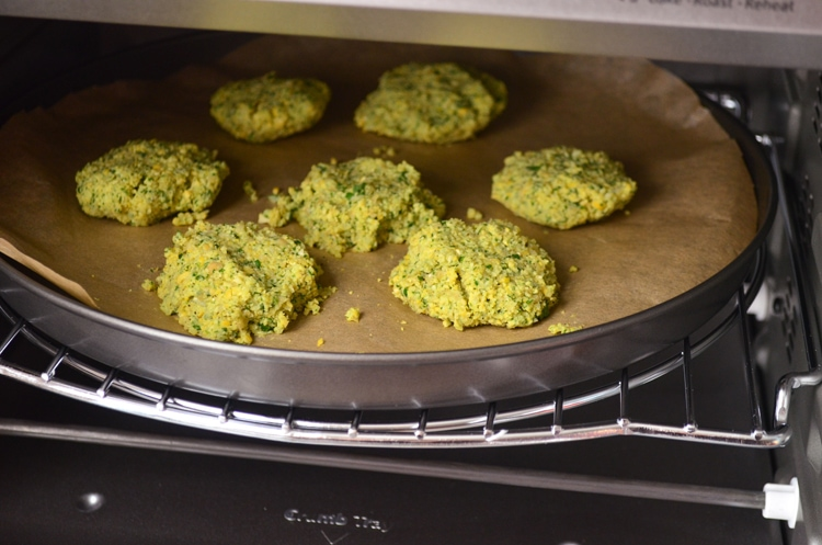 baked falafel recipe