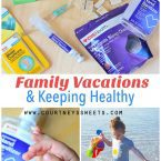 Family Vacations Down the shore and keeping healthy with CVS Health