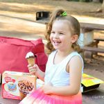 Family Fun and Ice Cream at the Park