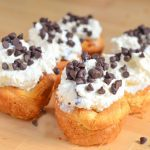 Chocolate Chip Cheesecake Crescents