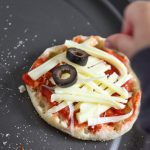 Mini Mummy Pizza
