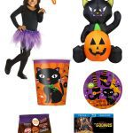 Purrfect Halloween Party for Kids on a Budget