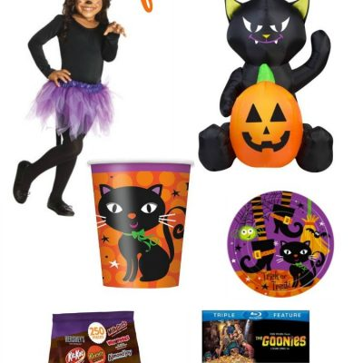 Throw the Purrfect Halloween Party for Kids on a Budget when shopping with Walmart.com and their everyday low prices. You can easily throw a party for less than $100!