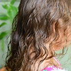 Curly Hair Problems, no more! Encourage your curly hair child to love their hair and participate in the beauty regime.
