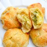 Broccoli Cheese Potato Mini Pies