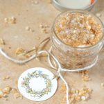 Vanilla Brown Sugar Scrub + Mani Pedi Gift Set