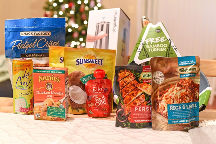 Fun goodies for Holiday Entertaining and Parties with Babbleboxx.