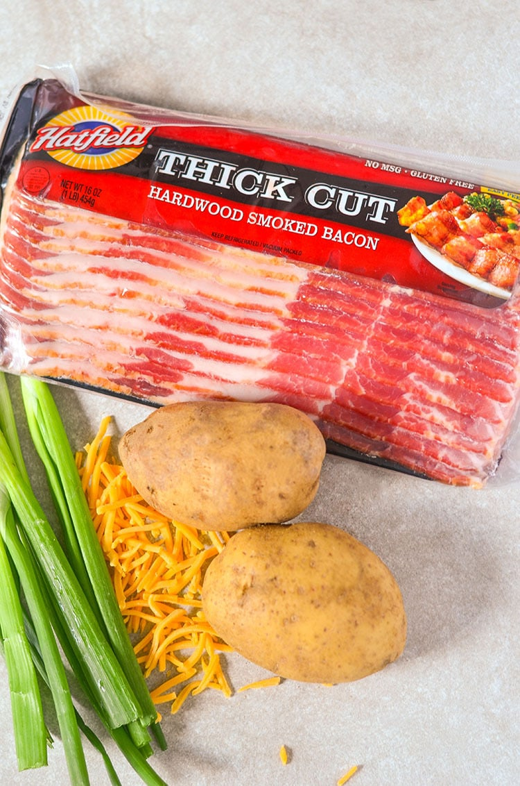 bacon potato side dish