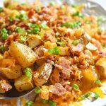 Cheesy Bacon Potatoes