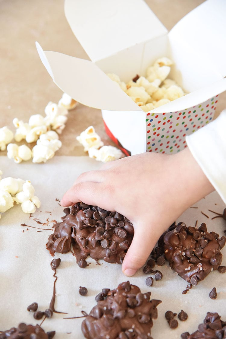 Make our chocolate peanut clusters recipe for the ultimate homemade candy! It's great for gift giving or just enjoying at home.