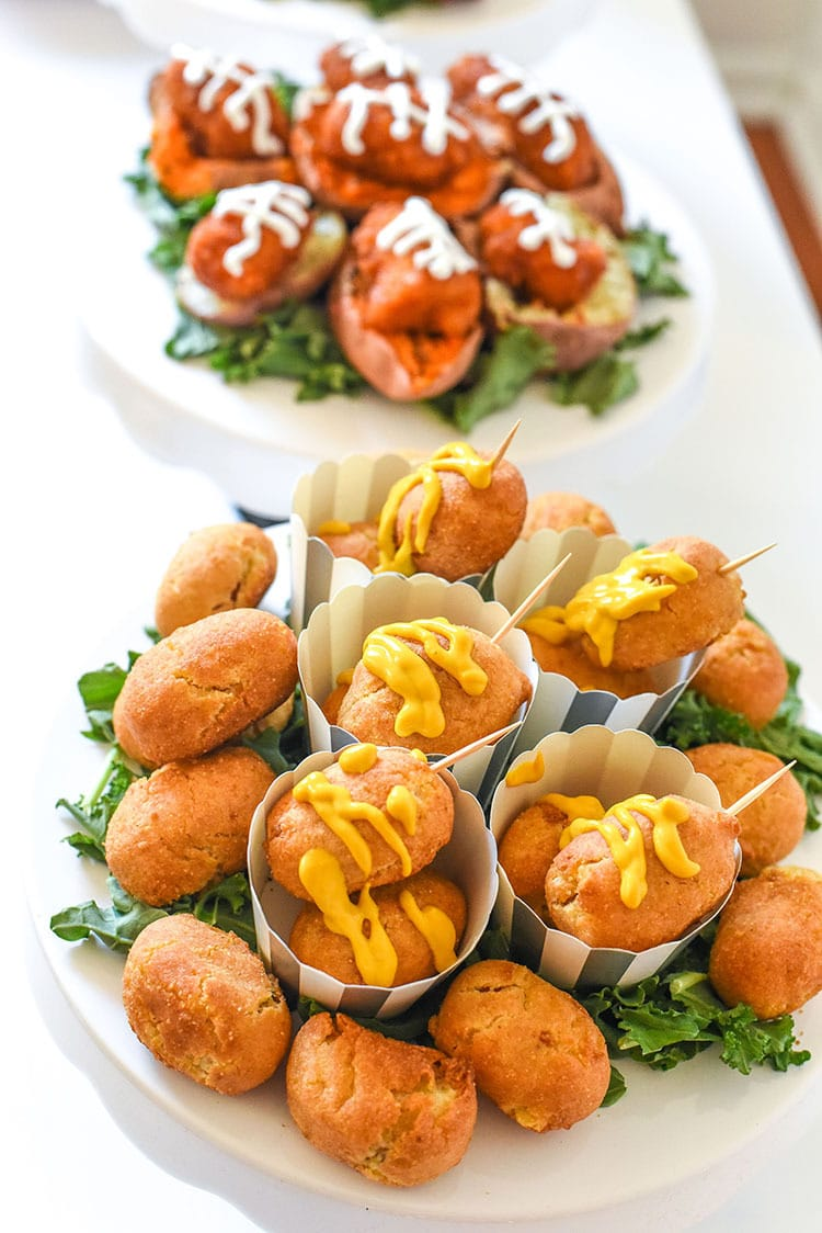 Ad Easy Party Food Ideas Courtney S Sweets