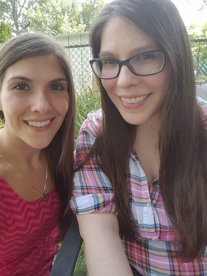 My sister, my best friend (Win 2 Laptops!)