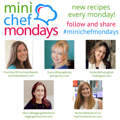 mini chef mondays team