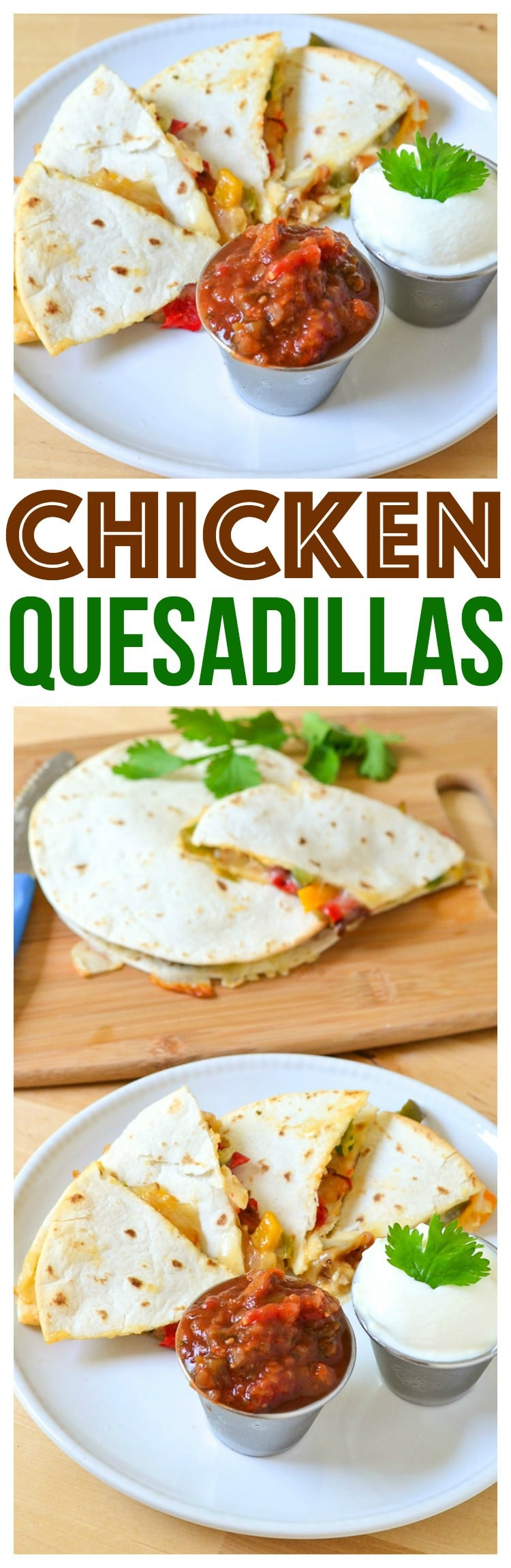 Healthy baked chicken quesadillas recipe easy to make and you can easily make vegetarian. Plus homemade chicken quesadillas seasoning.