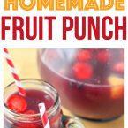 Fun drinks recipes for Kids Mini Chef Mondays homemade fruit punch recipes fruit punch recipes for kids fruit punch recipes non alcoholic