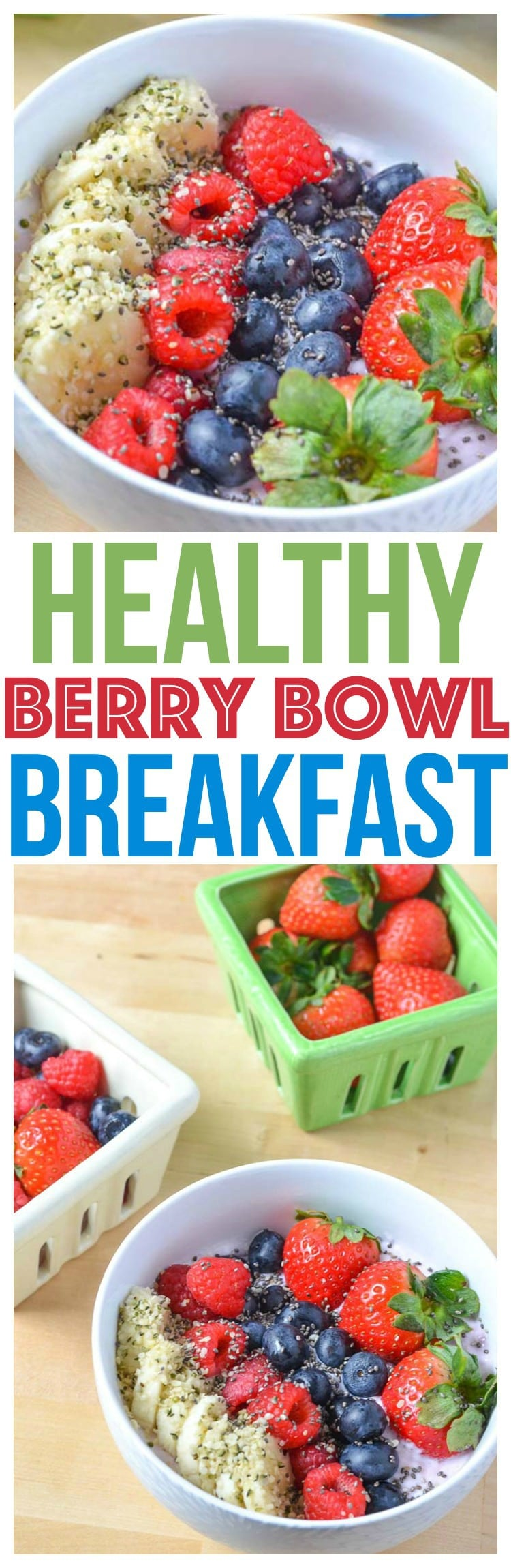 breakfasts bowls healthy recipe yogurt breakfast