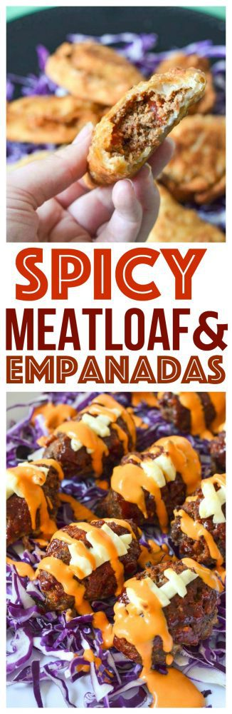 meatloaf recipes easy game day appetizers football shaped food easy empanadas recipe