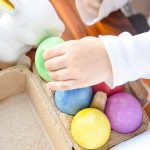 Slime Stress Balls DIY Easter Egg Idea