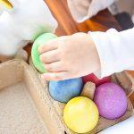 Slime Stress Balls DIY Easter Egg Idea