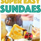 Learn the secret to the best ice cream sundae kid friendly recipe and ice cream sundae bar ideas for kids! easy dessert recipes for parties