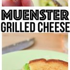 Muenster is the best cheese for grilled cheese recipes gourmet grilled cheese recipe. Muenster Cheese Recipes Grilled Cheese Sandwich