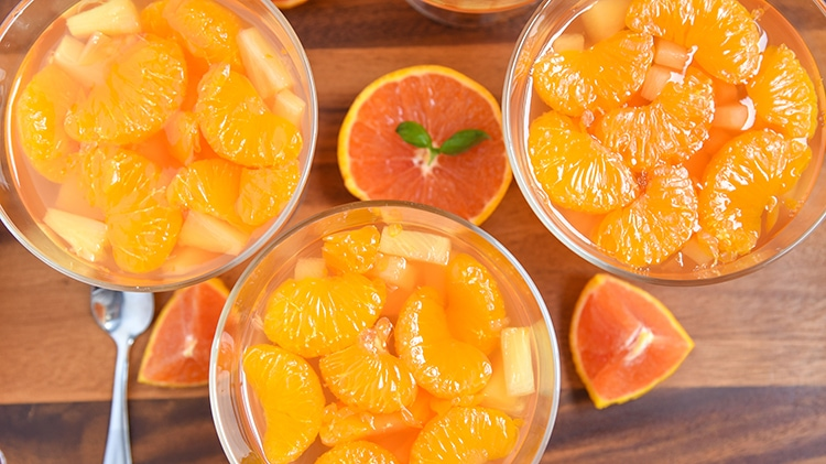 orange jello salad recipes